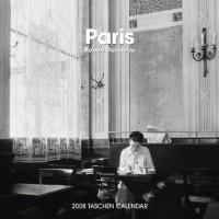 Paris Robert Doisneau 2008 Calendar