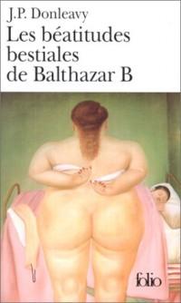 Les Béatitudes bestiales de Balthazar B