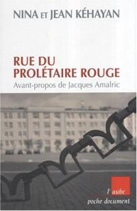 Rue du Prolétaire rouge
