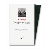 Voyages en Italie : Bibliotheque De La Pleiade