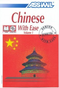 Chinese with Ease: Volume 1 Book and Audio CD Pack
