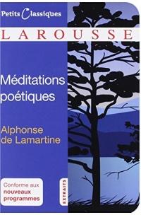 Méditations poétiques : 1820, extraits