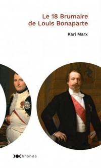 Le 18 Brumaire de Louis Bonaparte