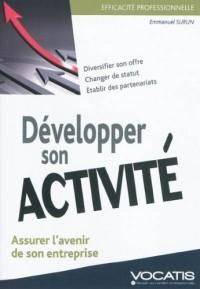 Développer son activité