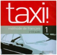 Taxi ! 1 - CD audio classe (x2)