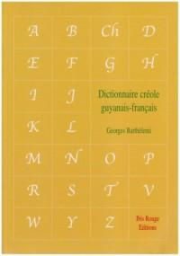 Dictionnaire Créole guyanais-Français