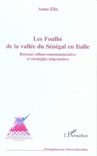 Foulbe de la Vallee du Sénégal en Italie