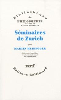 Séminaires de Zurich