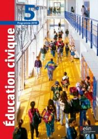 Education civique 5e : Programme 2010