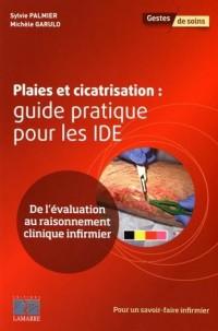 Plaies et cicatrisation: Guide pratique pour les IDE. De l'évaluation au raisonnement clinique infirmier.