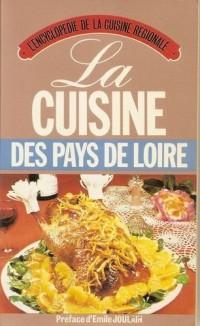 La cuisine des pays de Loire