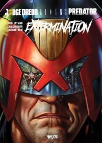 Aliens / Judge Dredd / Predator : Extermination - édition Hardcore