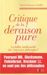 Critique de la deraison pure