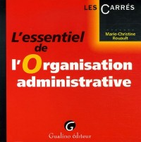 Essentiel Organisation Admin.