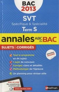 Annales bac 2013 svt ts obli + spi n11