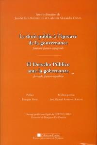 Droit Public a l Epreuve de la Gouvernance