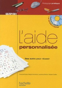 L'Aide Personnalisee + CD