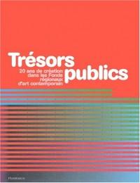 Trésors publics : 20 ans de création dans les Fonds régionaux d'art contemporain (1 livre + 1 CD Rom)