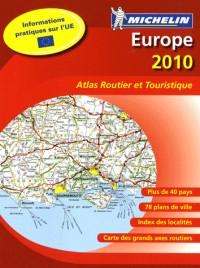 Atlas Routier et Touristique Europe : Atlas Routier et touristique