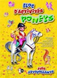 Poneys Tome 2 : Bloc d'activités