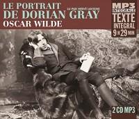 Le Portrait de Dorian Gray, Lu par Herve Lavigne (Intgrale MP3)