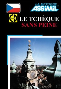 Le Tchèque sans peine (1 livre + coffret de 4 CD)