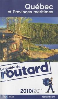 Québec et Provinces maritimes 2010/2011