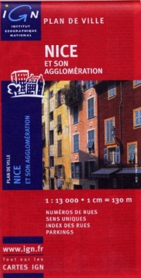 72355 Plan de Nice 1/12.500