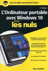 L'Ordinateur portable avec Windows 10 pour les Nuls poche, 2e édition [Poche]