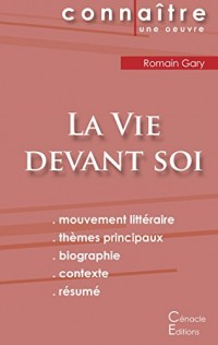 Fiche de Lecture La Vie Devant Soi de Romain Gary (Analyse Littéraire de Référence)