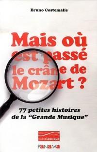 Mais où est passé le crâne de Mozart ?