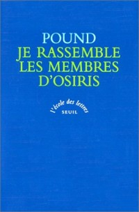 Je rassemble les membres d'Osiris