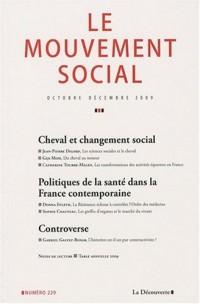 Le mouvement social, N° 229 :