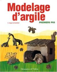 Modelages d'argile : Premiers pas