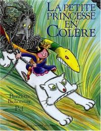 La Petite Princesse en colère