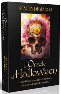 L'Oracle d'Halloween : Cartes Oracle pour qu'au fil des nuits, se lève le voile entre les mondes...