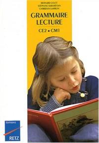 Grammaire Lecture, CE2-CM1 (Manuel)