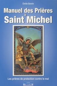 Manuel des Prières à Saint Michel