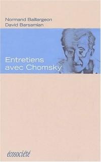 Entretiens avec Chomsky. 2ème édition