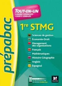 PREPABAC - Toutes les matières - 1re STMG - Révision et entrainement