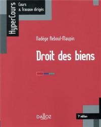 Droit des biens - 7e éd.