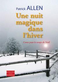 Une nuit magique dans l'hiver