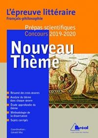 Shakespeare, Le songe d'une nuit d'été ; Platon, Le banquet ; Stendhal, La Chartreuse de Parme : L'épreuve littéraire français-philosophie Prépas scientifiques