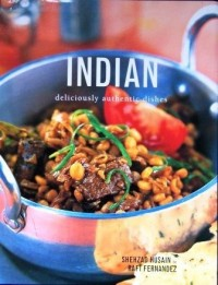 Indian Deliciously Authentic Dishes