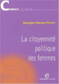 La citoyenneté politique des femmes