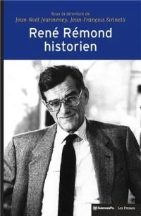 René Rémond, historien