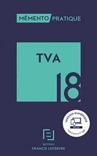 Mémento TVA 2018