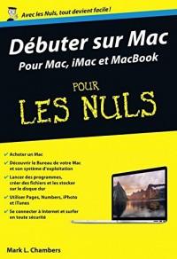 Débuter sur Mac pour les Nuls version poche