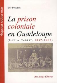 La prison coloniale en Guadeloupe : Ilet à Cabrit, 1852-1905