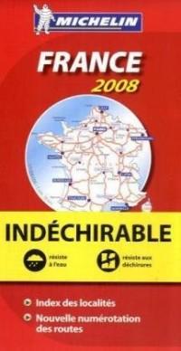 Carte Routiere 792 France Haute Resistance 2008